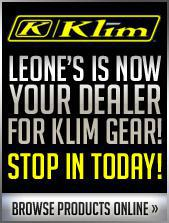 Leone's is now your dealer for Klim gear! Stop in today! Browse products online.