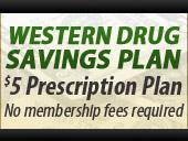 Western Drug Savings Plan
