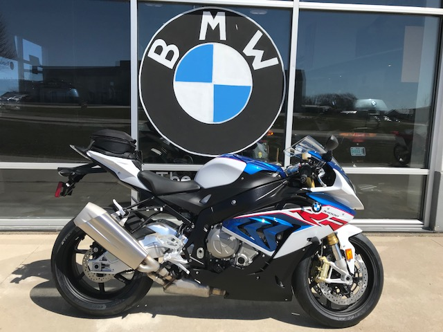 2018 bmw s1000rr for sale in iowa city, ia | bmw motorcycles of iowa