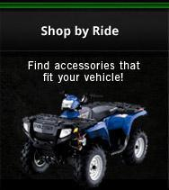 Shop by Ride: Find accessories that fit your vehicle!