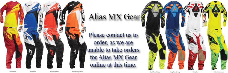 Alias MX Gear
