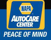 We are an authorized NAPA service center.