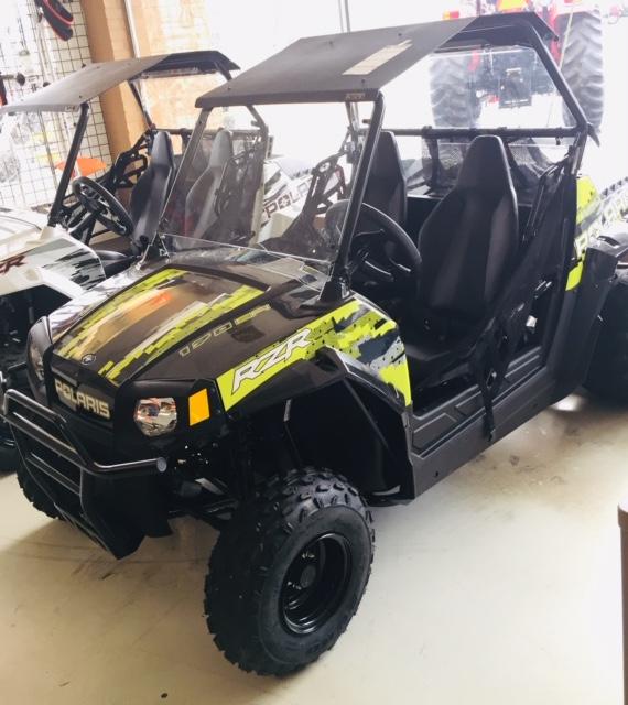 2019 Polaris Industries RZR 170 EFI Lime/Black