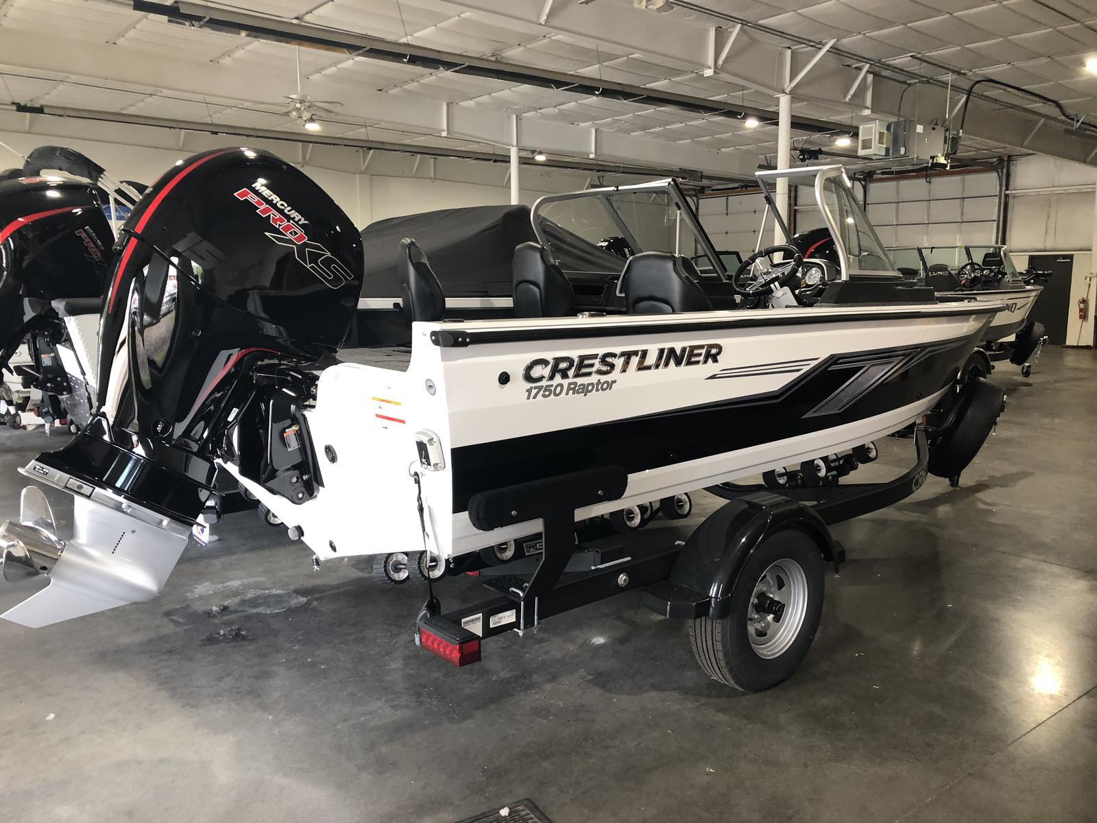 Inventory from Crestliner Rapid Marine