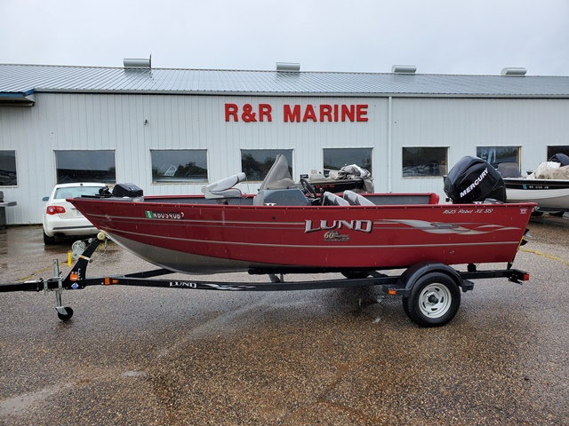 Boats from Lund Rapid Marine
