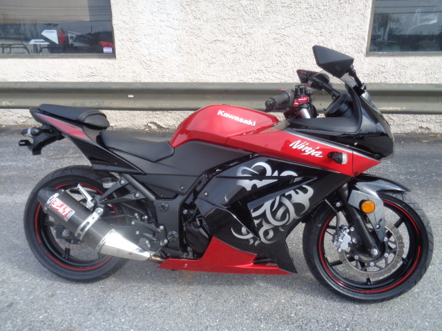 2010 Kawasaki NINJA 250 SE for sale in Douglassville, PA | Evolution ...