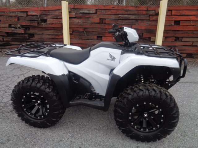 2017 Honda Foreman 500 Es 4x4 Eps For Sale In Douglassville Pa