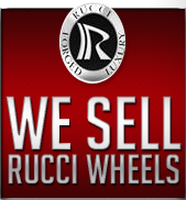 We sell Rucci Wheels.