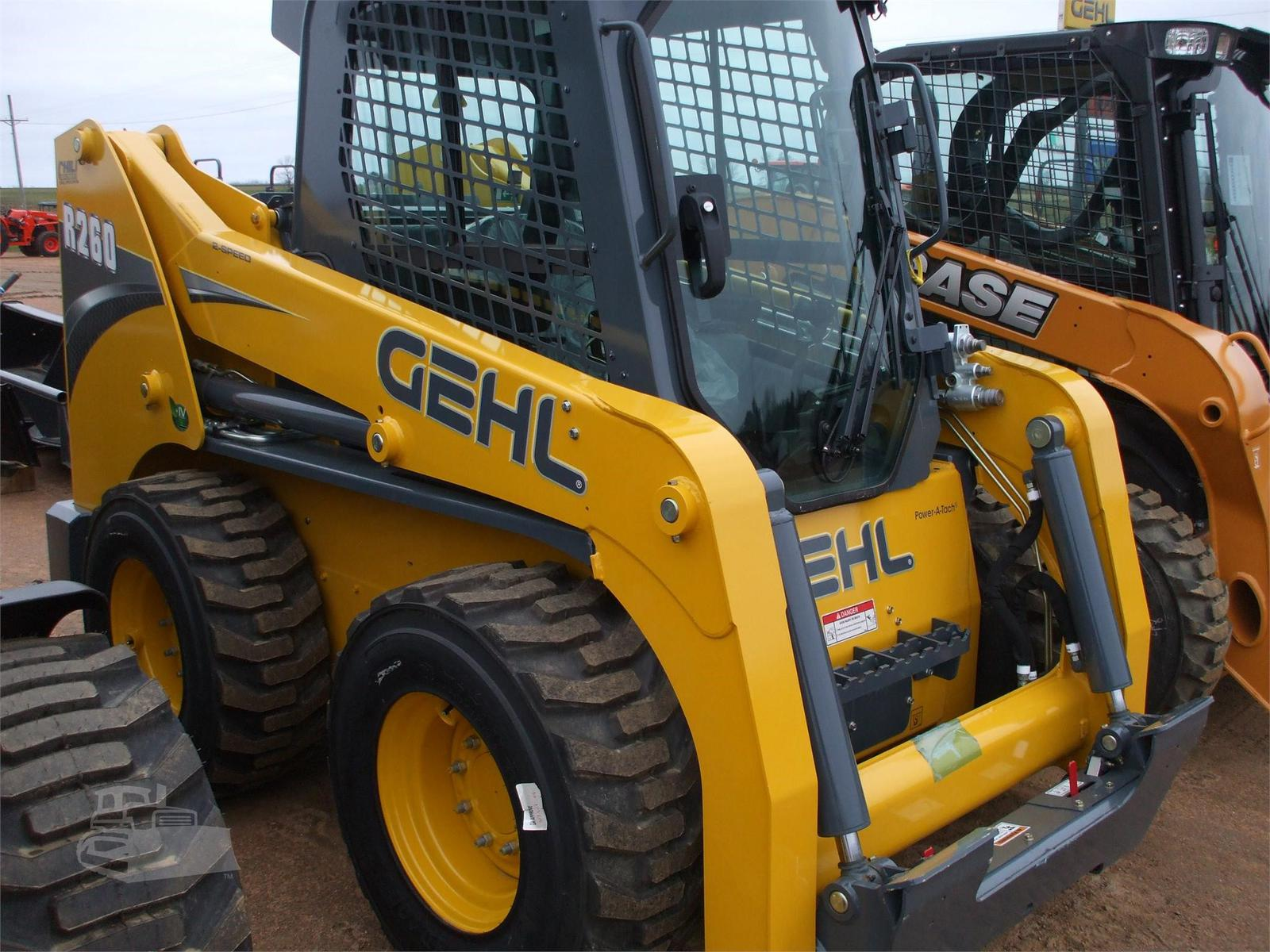 2016 Gehl R260 for sale in Chili, WI  Chili Implement Co