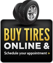 Buy Tires Online & Schedule your appointment.