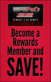 Become a rewards member and save!