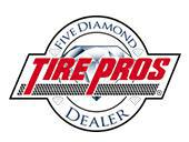 Five Diamond Tire Pros Dealer