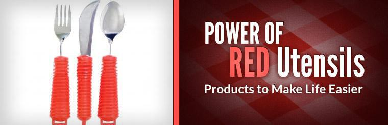 Products to Make Life Easier: Power of Red Utensils