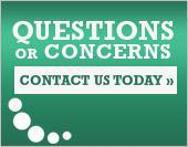 Questions or concerns: contact us today