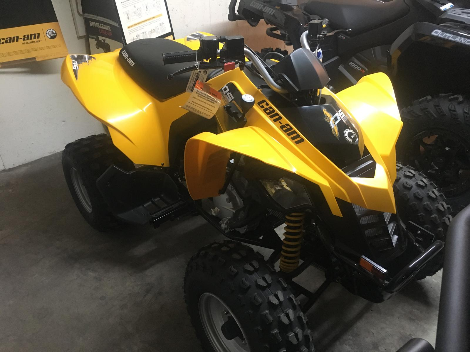 2016 Can-Am DS 250 for sale in North Easton, MA. Bob's Ski-Doo ...