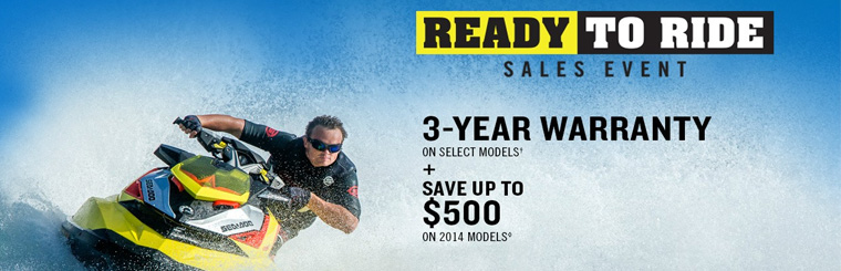 Sea-Doo Factory Promotion