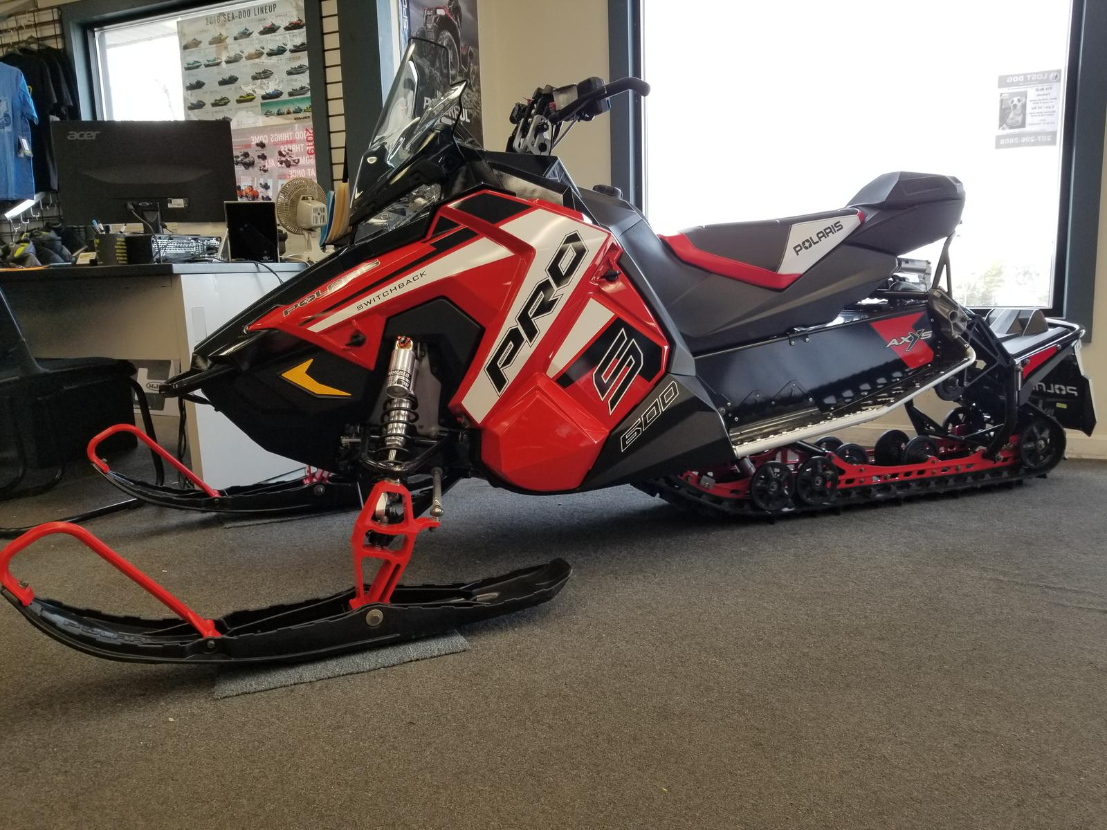 2019 Polaris Industries 600 Switchback® PRO-S for sale in