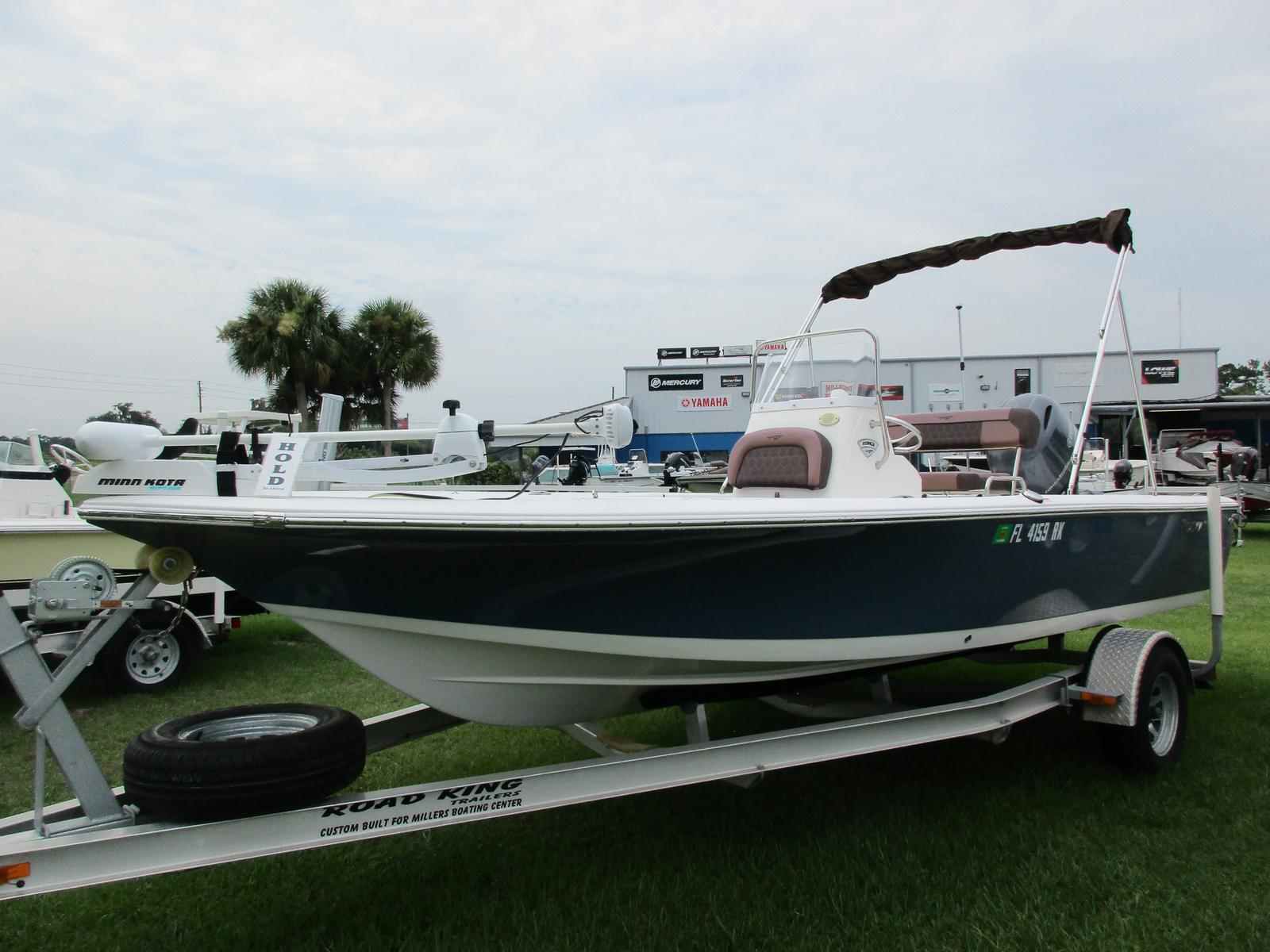 2017 Tidewater Boats 1910 Bay Max