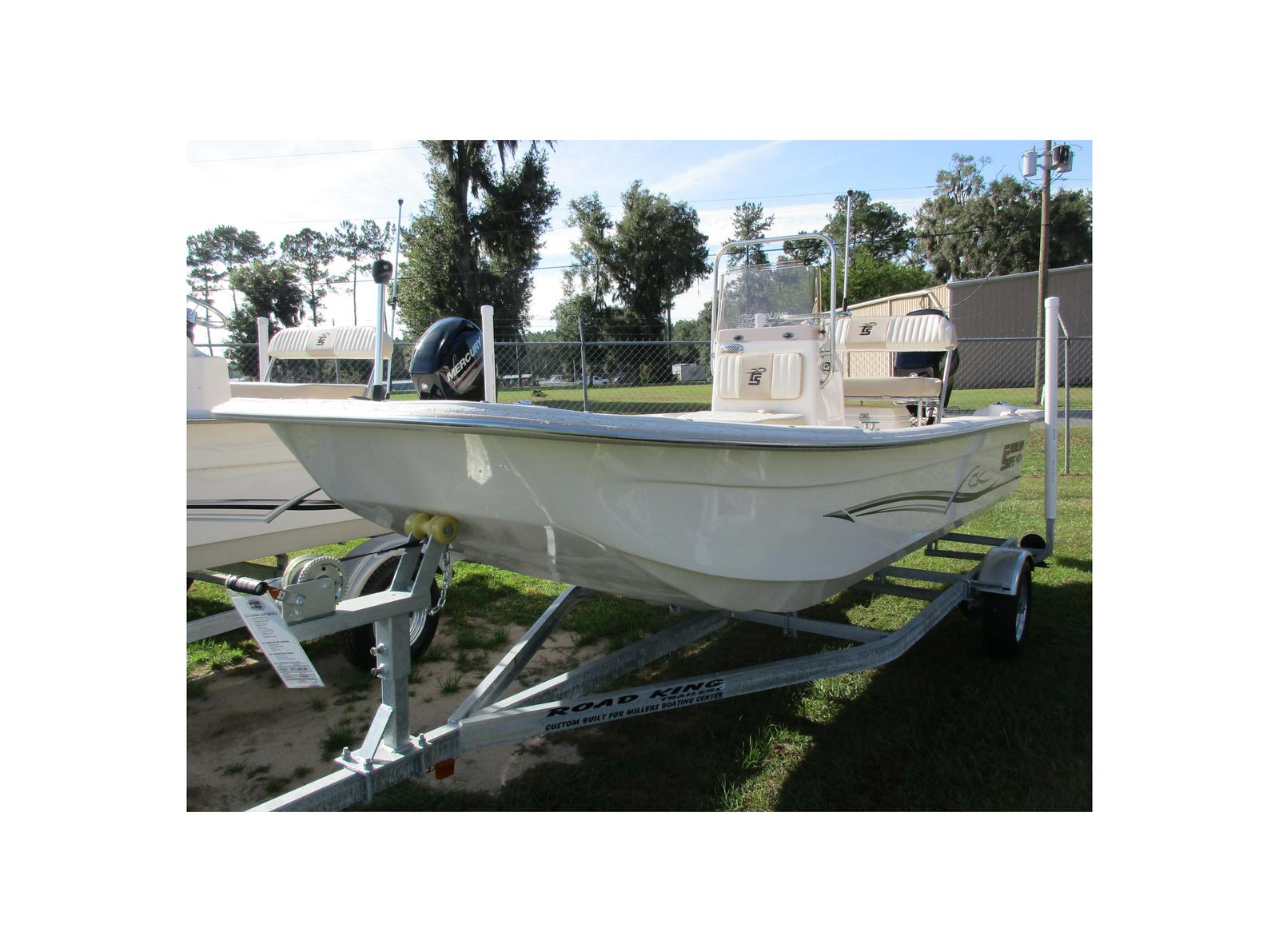 2019 carolina skiff 1655 dlx - millers boating center