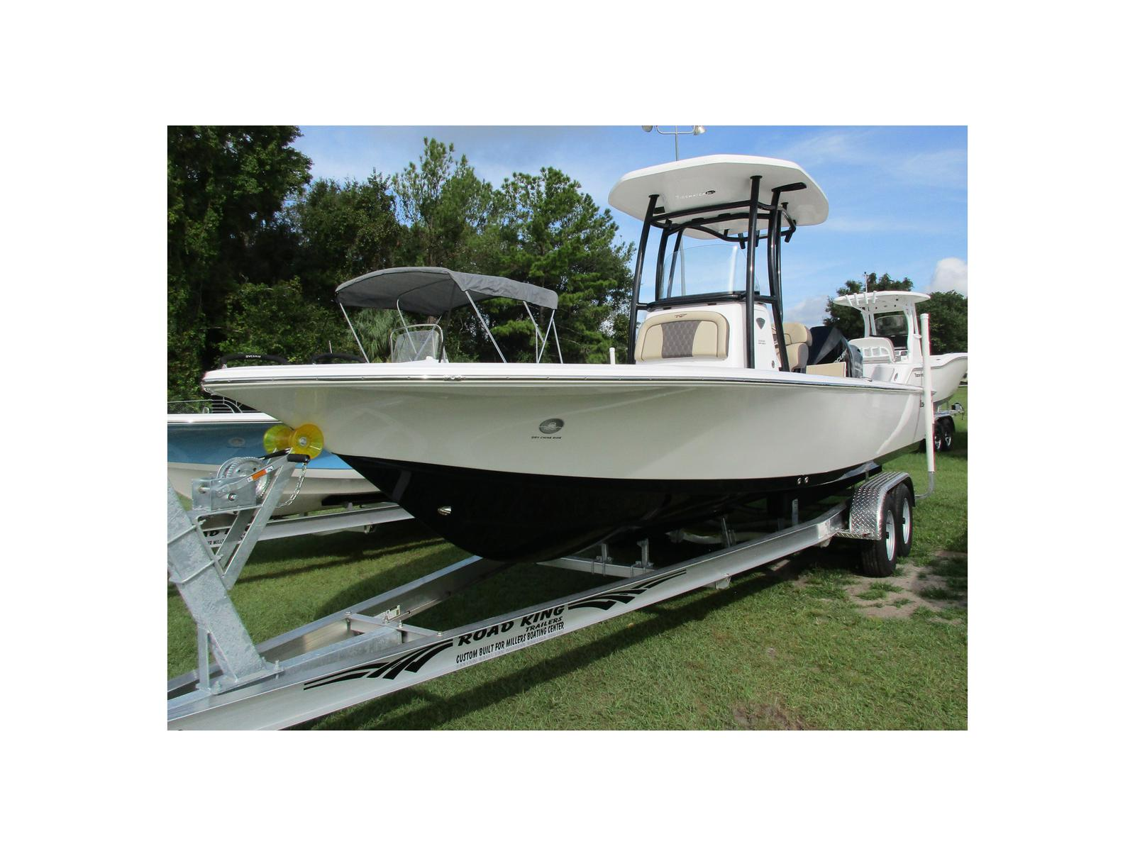 2019 Tidewater Boats 2410 Bay Max for sale in Ocala, FL | Millers Boating  Center (877) 898-1474