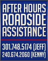 After Hours Roadside Assistance