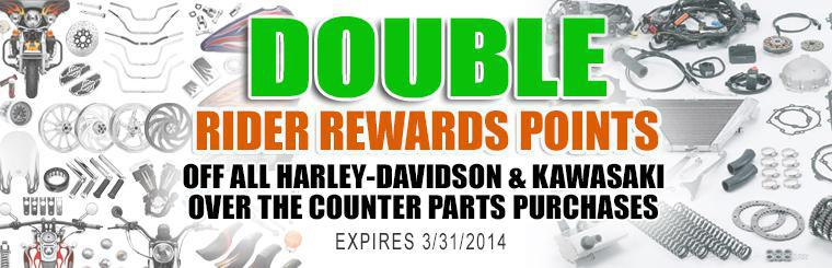 Double Rider Rewards