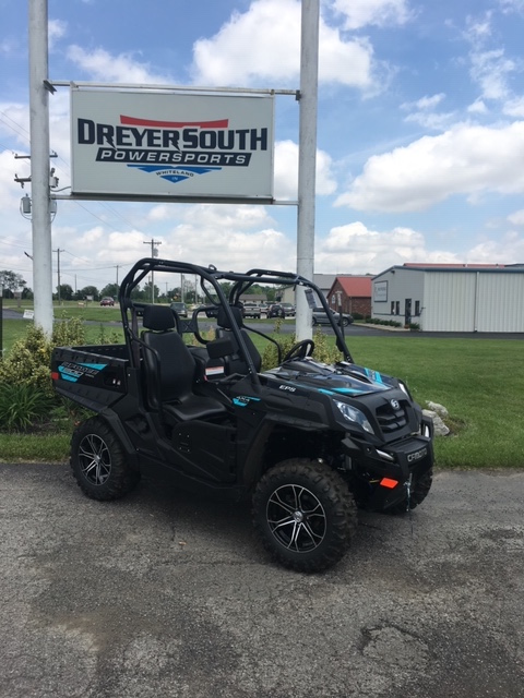 2019 CFMOTO UFORCE 800 Camo for sale in Whiteland, IN  Dreyer South