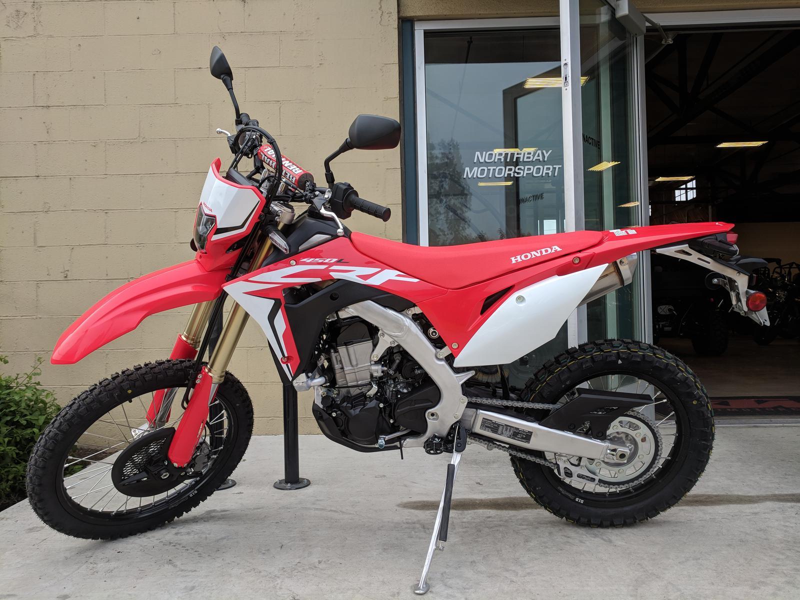 635cd6563b 2019 Honda CRF450LK for sale in Santa Rosa
