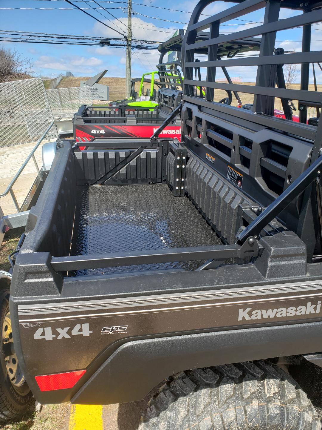 2019 Kawasaki MULE PRO-FXT EPS RE,,,,Call for Price or email  gilles@gbourque com,,,
