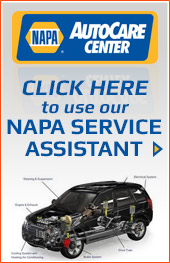 Click here to use our NAPA Service Assistant.