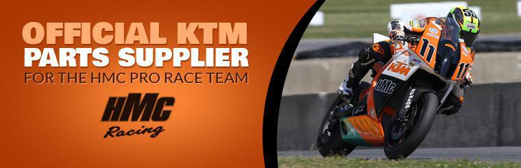 Team 2 Racing is the official KTM parts supplier for the HMC Pro Race Team! Contact us for more information.