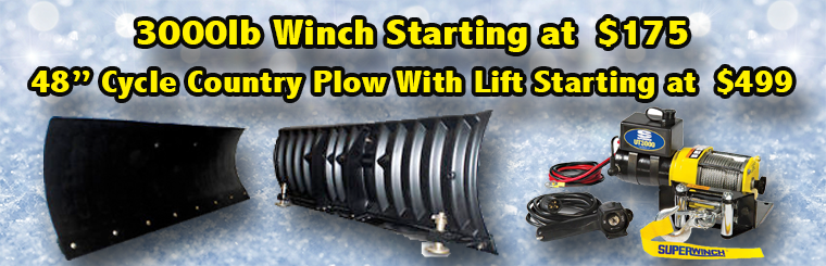 Winch and Plow