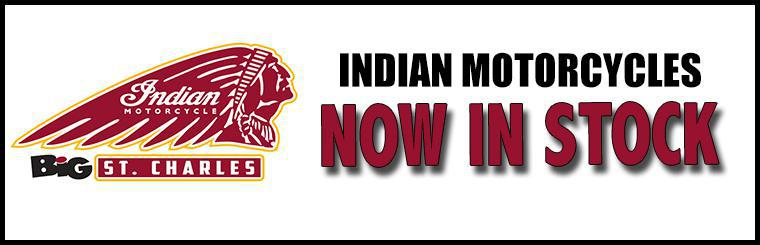 Indian Motorcycles Are Here