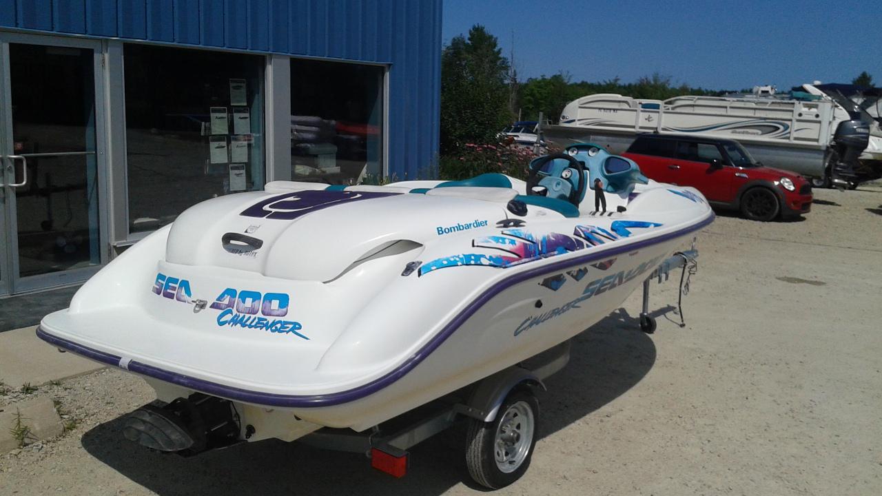 1997 Sea-Doo Sport Boats Challenger