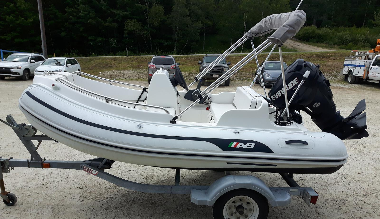 2007 AB Inflatables Nautilus 11 DLX for sale in Mahone Bay