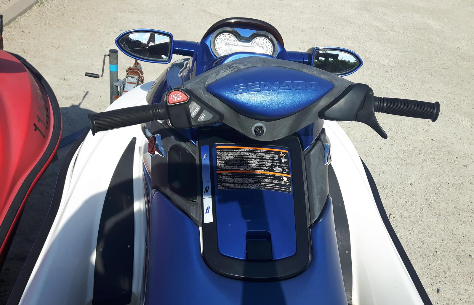 2003 Sea-Doo Sport Boats GTX 4-Tec Vans Triple Crown Edition