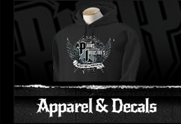 Apparel & Decals