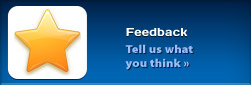 Feedback Tell us what you think »