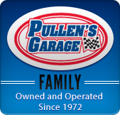 Pullen's Garage Family Owned and Operated Since 1972