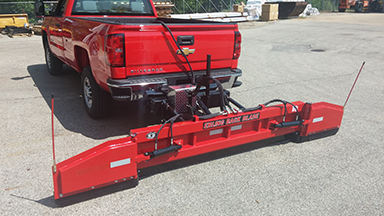 Ebling Pull Plows Ebling Hydraulic wing pull plow for sale