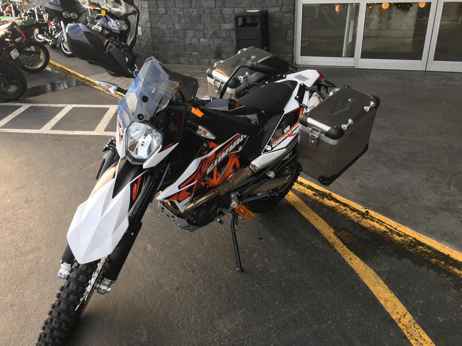 2017 ktm 690 enduro r for sale in lynnwood, wa. lynnwood motoplex