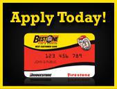 Apply Today! Best One Credit Card