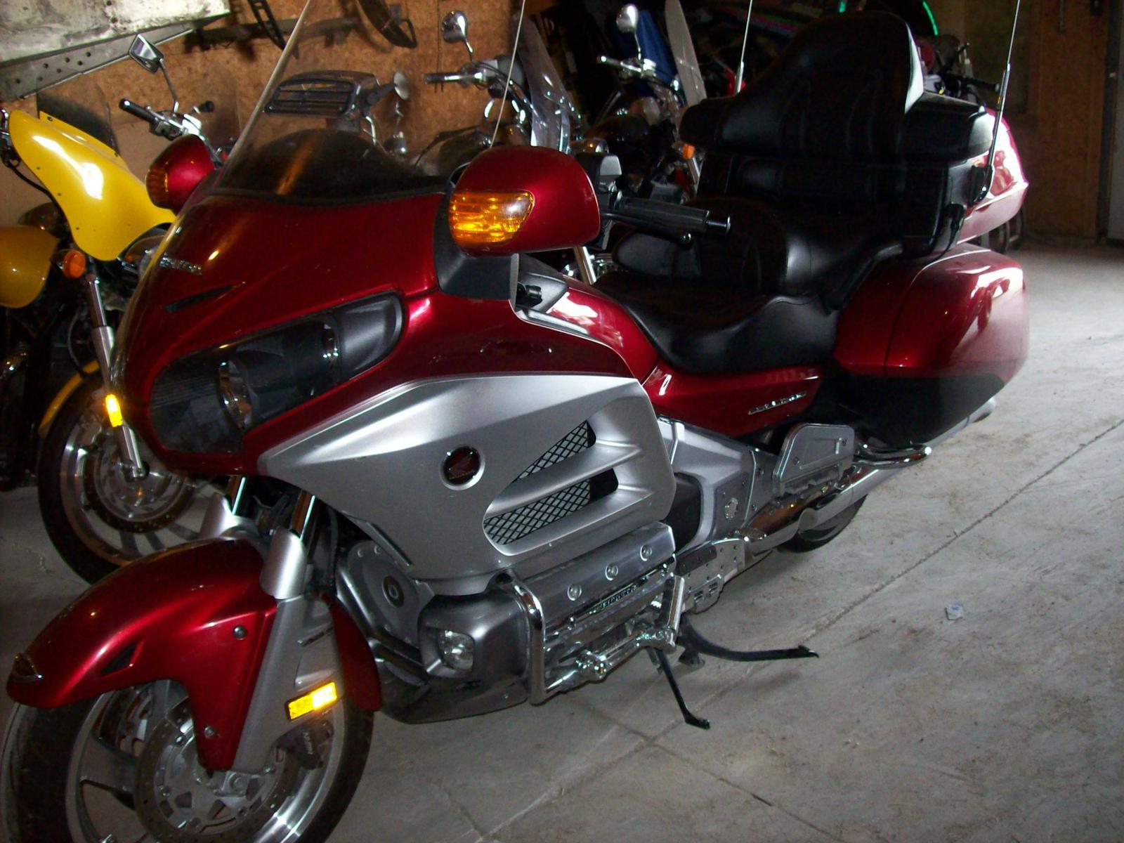 2012 Honda Gl1800ah For Sale In Wingham On Lynn Hoy Enterprises Prolite Seat Post Carbon 316mm Silver Stock