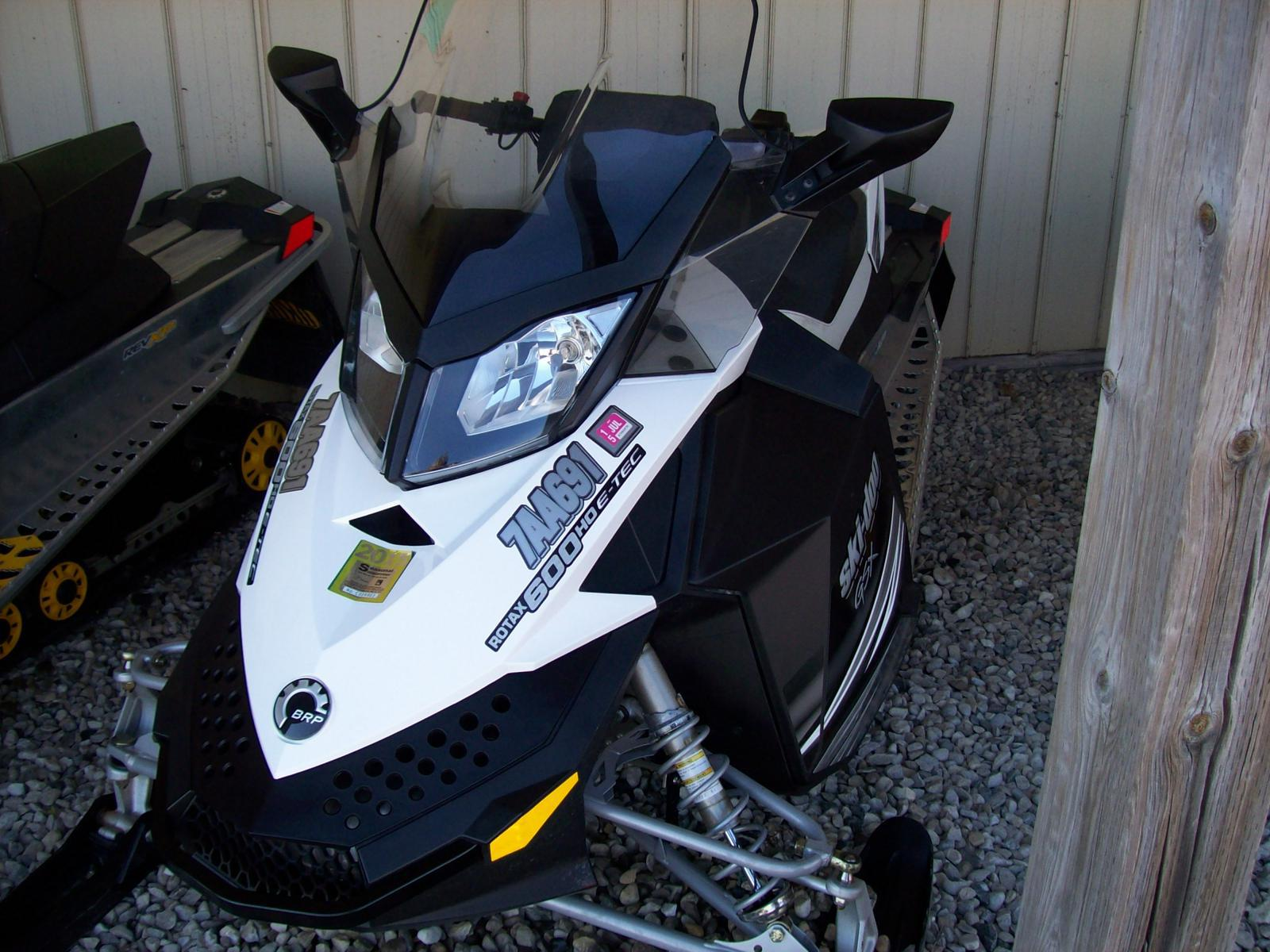 2010 Ski-Doo GSX® LE 600 HO for sale in Wingham, ON | Lynn