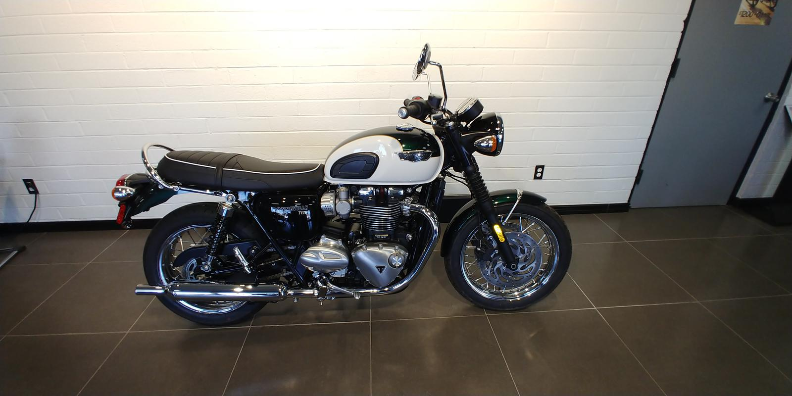 2019 Triumph Bonneville T120 For Sale In Mesa Az Phoenix Triumph