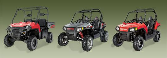 Gravely/Polaris Inc.