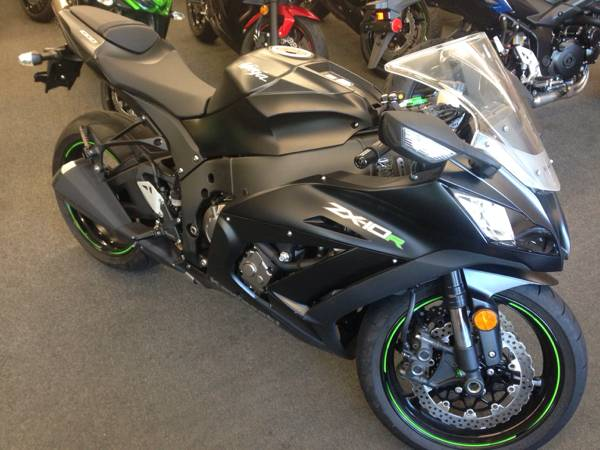 2015 Kawasaki Ninja Zx10r For Sale In North Chelmsford Ma Route 3a