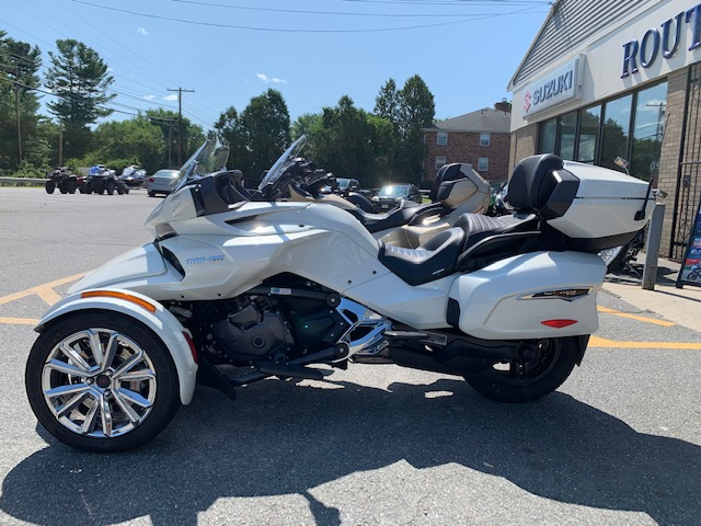 Can Am For Sale >> 2017 Can Am Spyder F3 Limited Se6