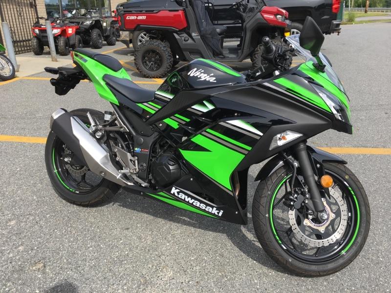 2017 Kawasaki Ninja 300 Krt Abs For Sale In North Chelmsford Ma