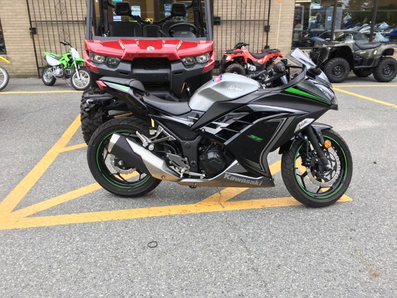 2015 Kawasaki Ninja 300 SE